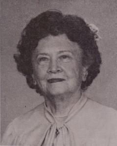 Wanda Hayes